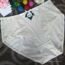 China OEM new style wholesale plus size sexy new beige woman underwear 2813