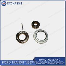 Genuine Transit VE83 Front Wheel Bearing Repair Kit 97VX 1K018 AA