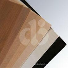 Tissu résistant au feu de fibre de verre