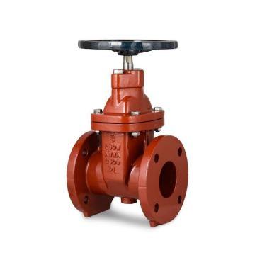 casting gate valve housing
