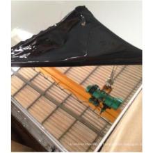 Feuille d'acier inoxydable de décoration avec la propriété anticorrosion superbe, durable, Butiful