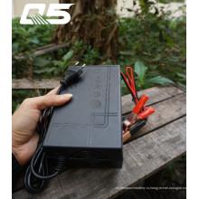12V20A Автоматическая свинцово-кислотная батарея Зарядное устройство Зарядное устройство