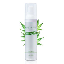 100% Pure Organic Natural Alo Aloe Vera Gel Bulk Cbd Gel Soothing Gel