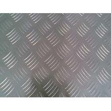 Plaque à damier en aluminium 6083