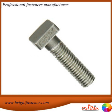 Carbon Steel HDG ASME/ANSI Square Head Bolts