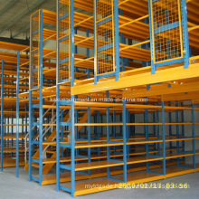 Steel Mezzanine Racking for Industrial Warehouse Storage