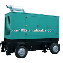 Honny Trailer Mounted Trailer Generator 200kW