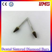 Sintered Diamond Bur Set 10 PCS