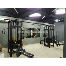 China supplier xinrui fitness equipment factory gym equipment 8-station multi gym trainer XR5502
