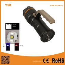 Y58 Multi-Função luzes de advertência ao ar livre Luz forte