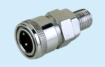 1/4 Male thread quick coupler