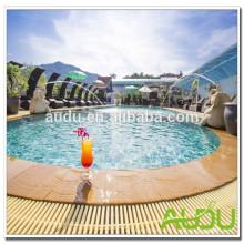 Audu Thailand Sunshine Hotel Projekt Außenliegen Strandstuhl