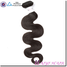 Dropshipping Natural Virgin Hair für schwarze Frauen weich und glattes Haar