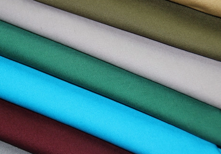 Polyester Cotton Twill Dyed