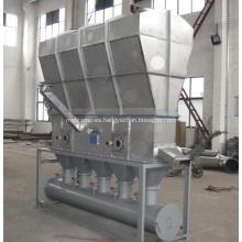 Secador de ebullición horizontal serie XF
