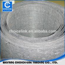 Tapis composite en maille de fibre de verre utilisé pour la membrane de bitume APP