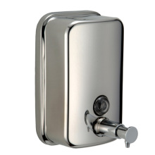 Wall Mounted Manual Liquid Hand Soap Dispenser
