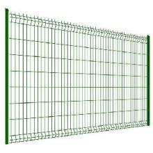 PVC beschichtet geschweißte Wire Mesh Zaun Panel