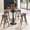 (SP-CT708) China Manufacturer Retro Wooden Bistro Table for Sale