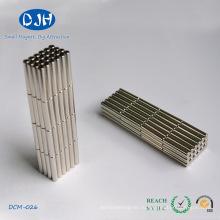 Цилиндр большого магнита генератора постоянного магнита