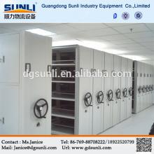 Dongguan Rack Supplier Nuevo diseño Metal Mobile Library System