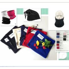 Горячая продажа Новый Whosale 11 Красочные Мягкие Многофункциональный Спорт Полярный флис Шея Подогреватель Hat и шарф