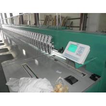 Computergesteuerte flache Stickmaschine