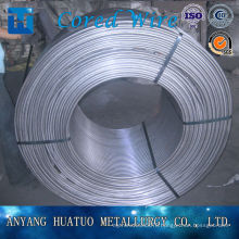 Calcium silicon cored wire with competitive price/CaSi China