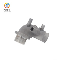 auto tractor spare parts tube fitting stainless steel 304