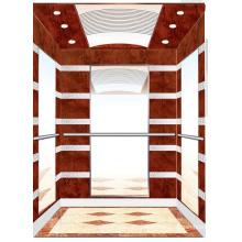 Aksen Décoration en bois Mrl Passenger Lift J0341