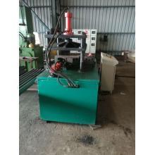 Machine à cintrer de fer d'angle
