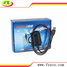 USB2.0 to SATA&IDE Hard Disk Converter Cable