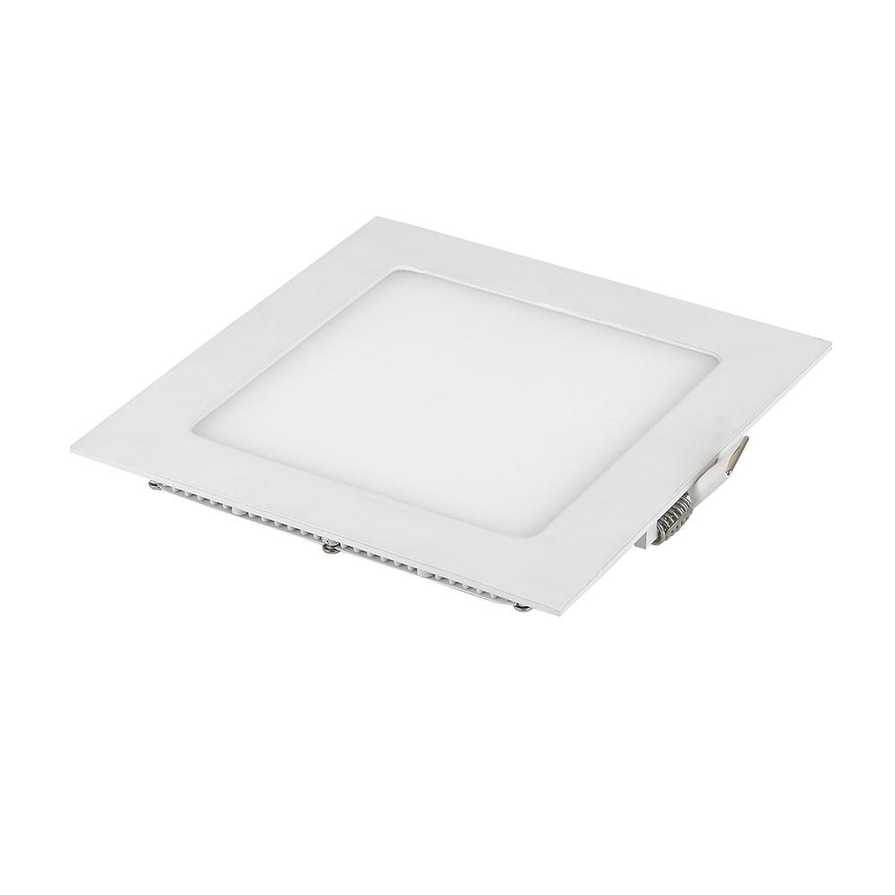 Led ultra ince kare panel ışık