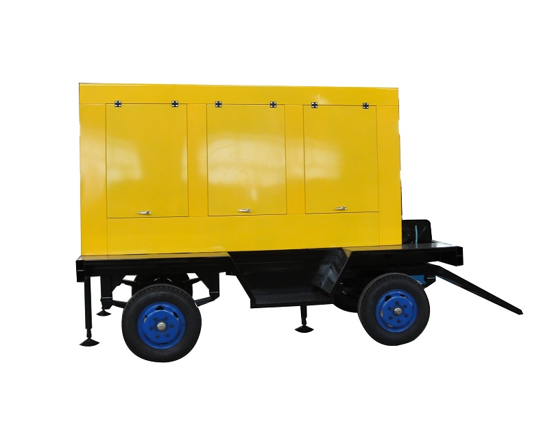 mobile diesel generator for sale