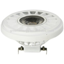 China manufacturer LED COB AR111 light 15w 12V g53
