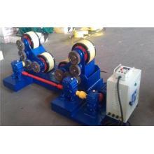 Motor power 4 kW Self Aligning Rotators with Rubber Wheel ,