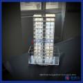 China Factory Hot Sale Rotating Acrylic Lipstick Tower