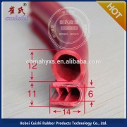 Other Rubber Products seal car gaskets U shape PVC strip guards