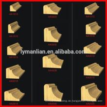Wandecke Zierleisten aus Holz