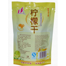Dry Lemon Bag / Aluminum Dry Fruit Bag /Bottom Gusset Food Bag