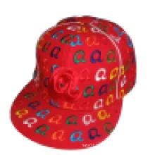 Gorra de beisebol com pico plano 07ne001
