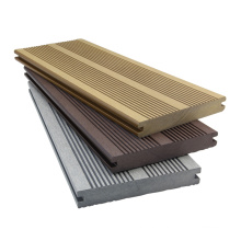 new 2018 popular solid high quality wpc decking floor