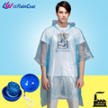 wholesale Disposable PE raincoat in Ball