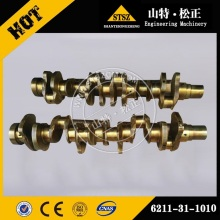 Cigüeñal del motor Komatsu S6D170 6162-33-1202 6162-33-1201