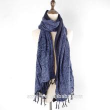 Spring Las nuevas señoras imprimieron la bufanda de la bufanda del invierno de la bufanda de la playa del sol del infinito