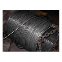 5.5mm 6.5mm 8mm 10mm 12mm baixo fio de aço carbono fio de aço suave em bobina (Q195, Q235, SAE1006, SAE1008, SAE1010)