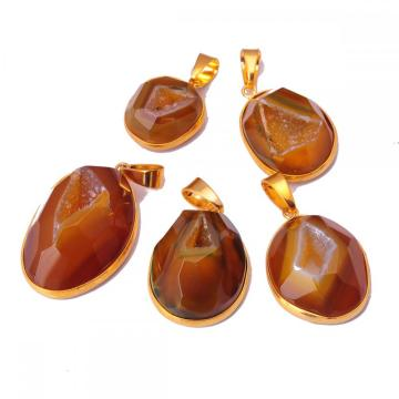 2015 New Agate Charms Pendant