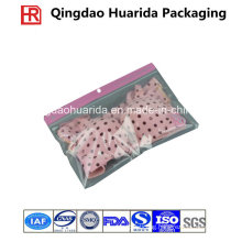 Special Scented Transparent Clothing Packing Bag with Zipper