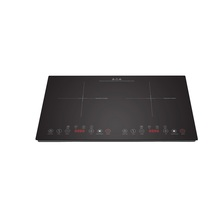 120V ETL Certificate 2 Burner Electric Induction Cooker