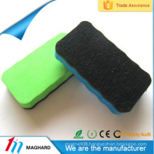 China factory directly supply custom magnetic whiteboard eraser